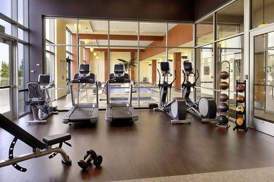 Bay City, ميتشجان: Fitness Center