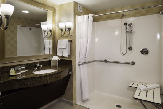 Bay City, ميتشجان: Accessible Roll in Shower