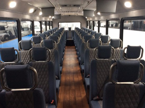 Gray Line Transportation Services (charters)