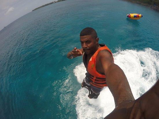 Pulau San Andres, Kolombia: Flyboard