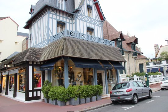 Office de Tourisme Intercommunal de Deauville