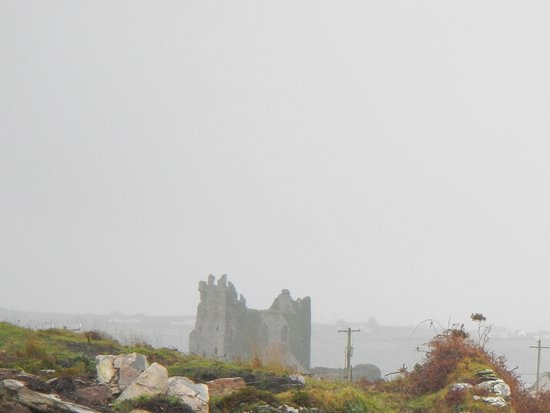 Cahersiveen, Irland: From a far.