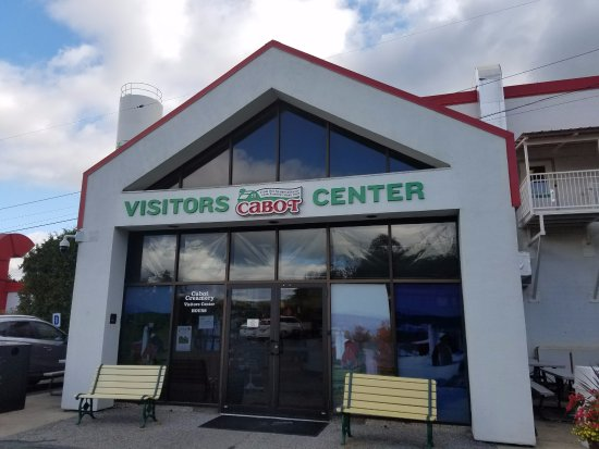 Cabot Cheese Visitor Center