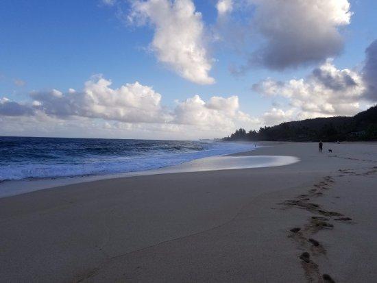 Ke Iki Beach Bungalows: Best beach ever!
