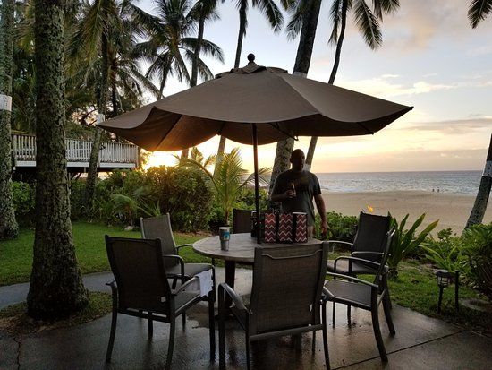 Ke Iki Beach Bungalows: Beachfront
