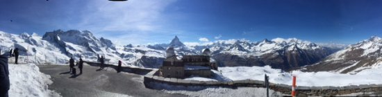 3100 Kulmhotel Gornergrat: top