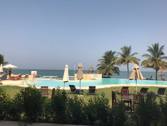 Gambia Coral Beach Hotel & Spa: Another day in paradise