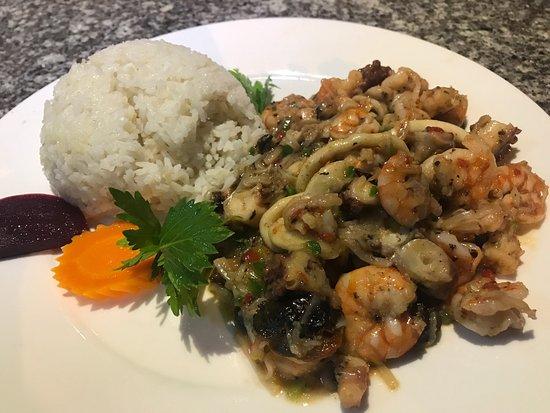 Aguadulce, Panama: Excelente restaurante, con 35 años de experiencia!!! Lugar muy tranquila ,céntrico ,Muy ricos. L