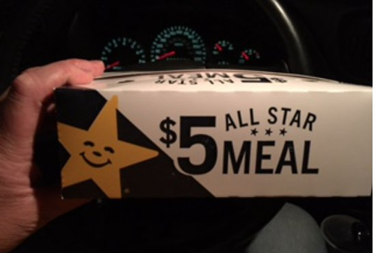 ฟอร์ตเมดิสัน, ไอโอวา: $5 box