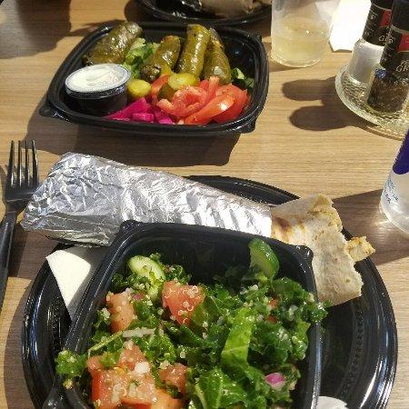 Simply Fresh Mediterranean Grill