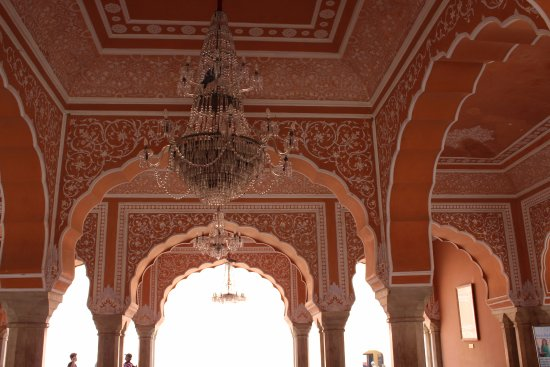 Inside The Jaipur City Palace Picture Of Welcome India Travel