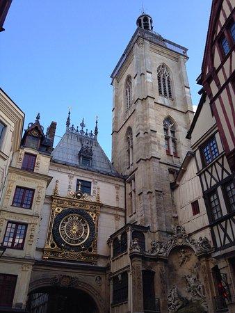 Rue du Gros-Horloge: photo0.jpg