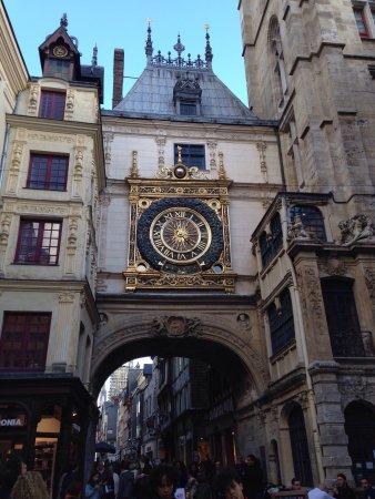 Rue du Gros-Horloge: photo2.jpg