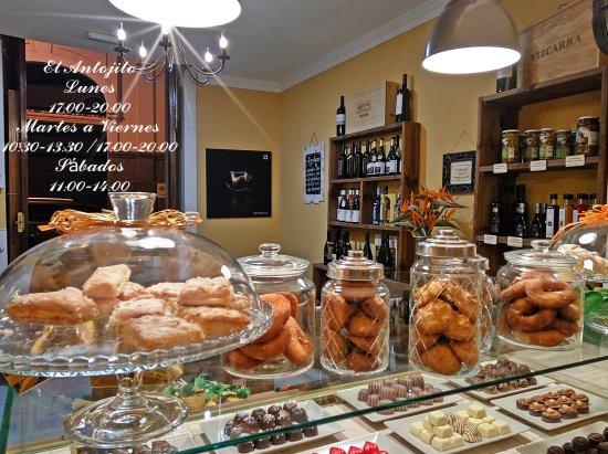 El Antojito. Chocolates y mas delicias