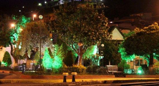 Alausi, Ekuador: Il Parco