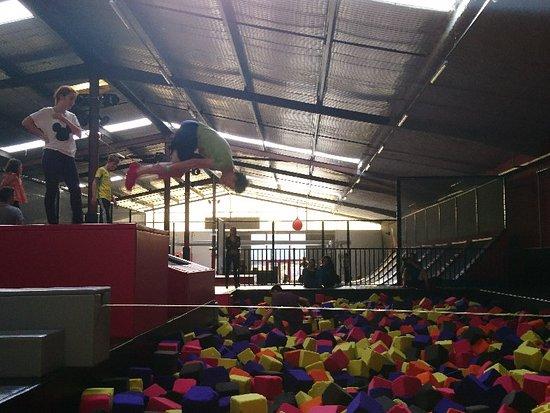 Jump Indoor Trampoline Park