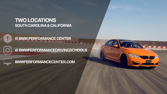 BMW Performance Center (Greer) - Updated 2019 - All You Need