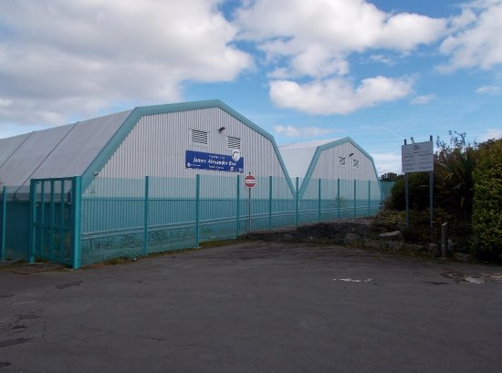 James Alexander Barr Tennis Centre, Colwyn Bay