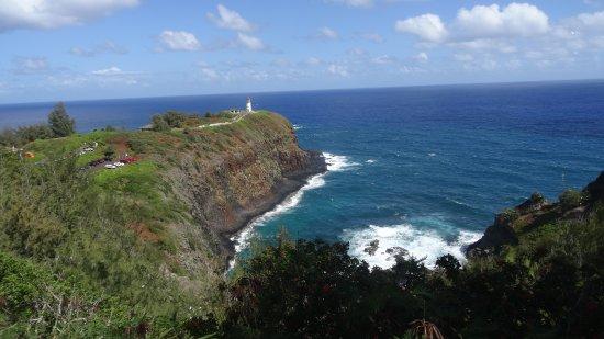 Kilauea, Hawái: Overview of Wildlife Refuge