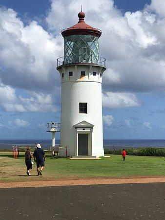 Kilauea, Hawái: Kileau Lighthouse