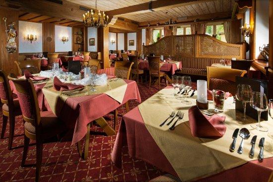 Alm- & Wellnesshotel Alpenhof: Restaurant Alpenhof