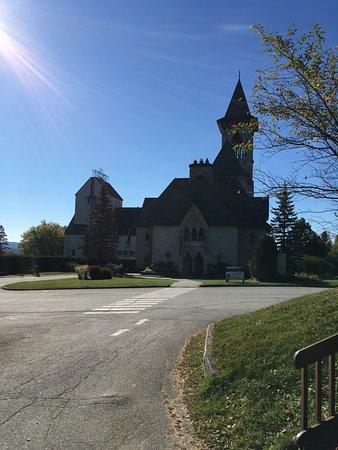 Saint Benedict Abbey: L'abbaye