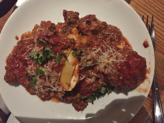 'Lazy Lasagna' - Bartolo, Ridgefield CT