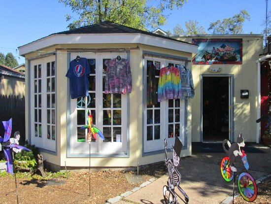 New Hope, Pensilvania: type b Tie Dye Studios