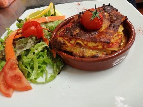 Questembert, Frankrig: Restaurant Tostada