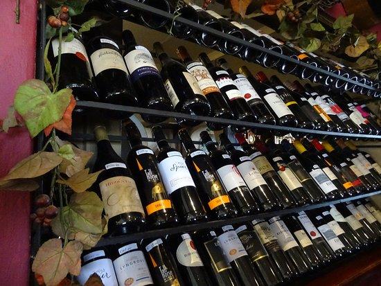 Sani Pass, Lesotho: cave à vins !!