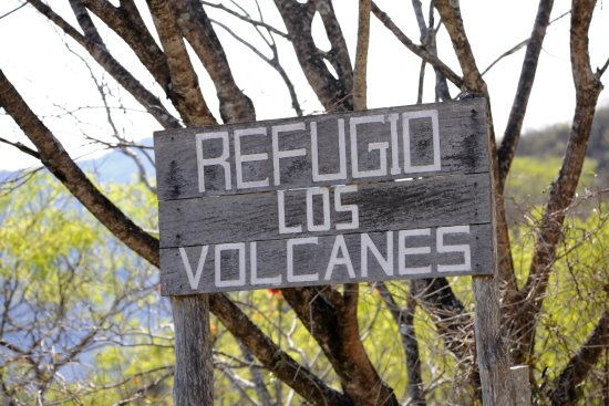 Amboró National Park: rifugio