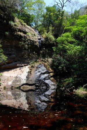 Amboró National Park : lago