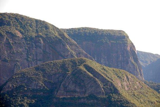 Amboró National Park: montagne