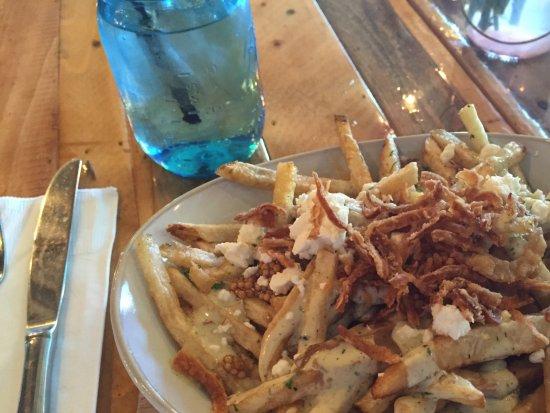 Ramona, CA: PPP fries...soooooo gooood