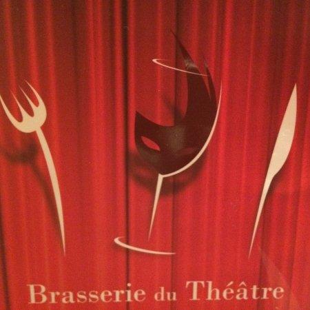theatre a la carte la carte   Picture of Brasserie Du Theatre, Avignon   Tripadvisor