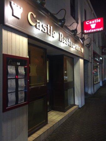Castle Street Restaurant Inverness