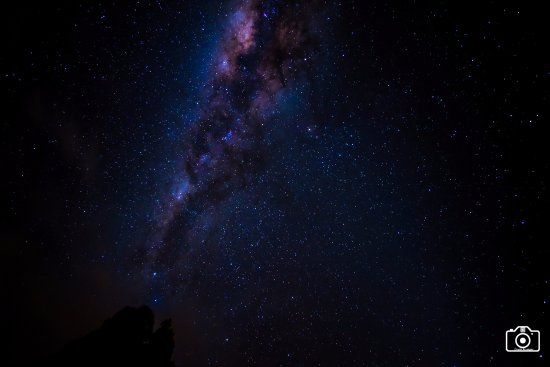 Imbil, Australia: Starry nights, from the camp site !