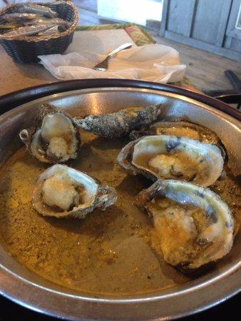 Boss Oyster: Oyster Parmesan - Nice appetizer