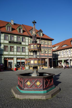 Wohltaeterbrunnen