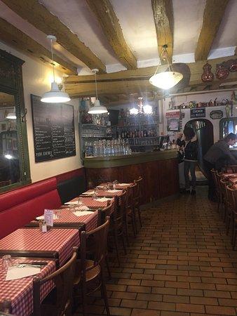 Restaurant Orleans Rue Du Poirier