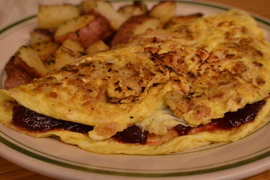 Mashpee, MA: Thanksgiving Omelet