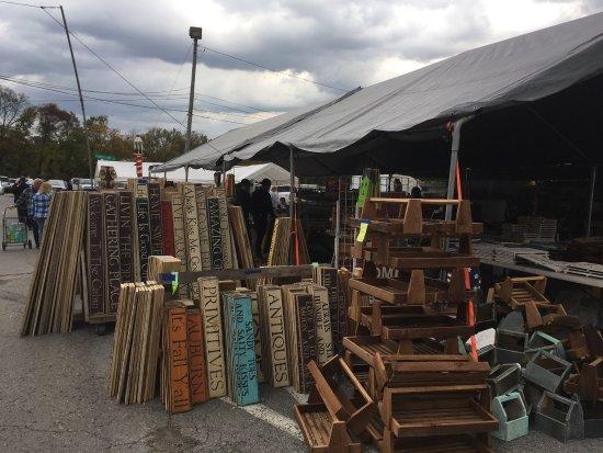 Nashville Flea Market October 2017 The