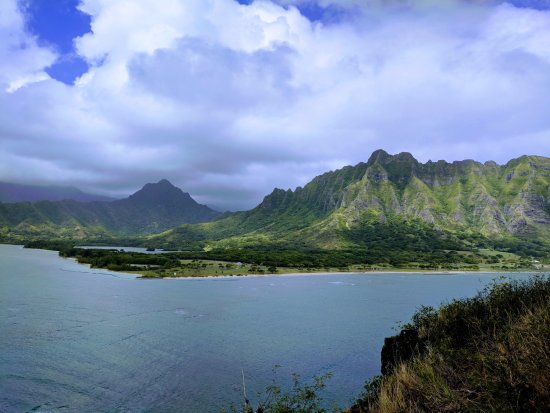 Active Oahu Tours: View from the top