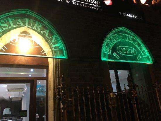 Tonypandy, UK: Spice Lounge