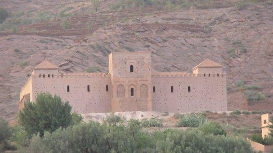 Tin Mal Mosque: Mosquée austère du 12eme siècle..