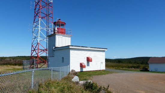 Grand Manan, Kanada: Lighthouse at Southwest head