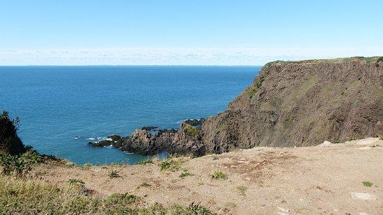 Grand Manan, Canadá: Cliffs at Southwest Head