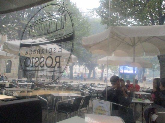 Esplanada do Rossio照片