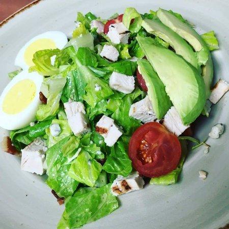 Morristown, NJ: Cobb salad