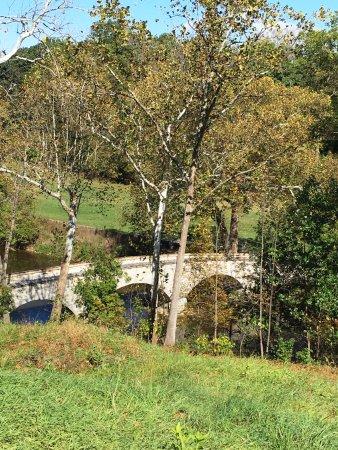 Sharpsburg, MD: The infamous bridge.